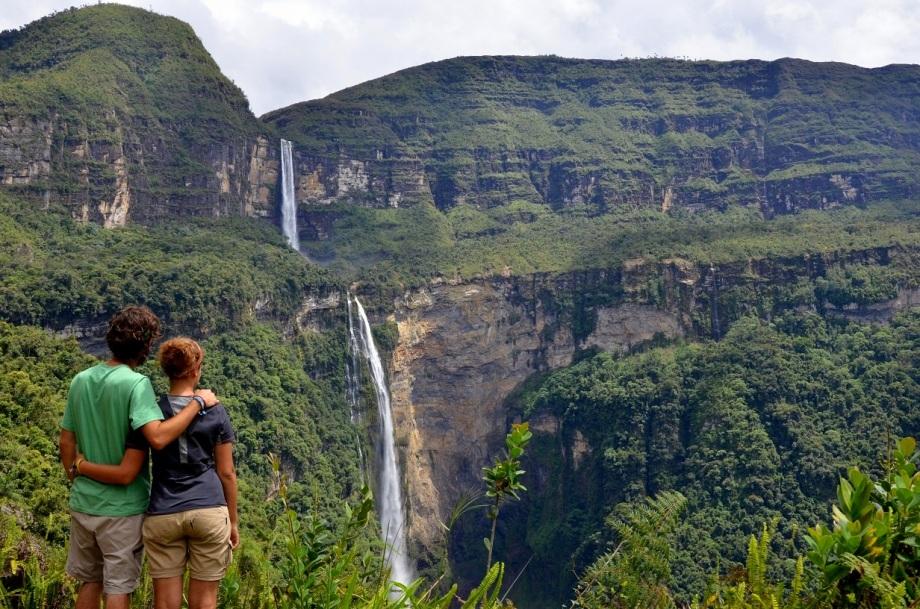 Wasserfälle-yumbilla-kuelap-chachapoyas